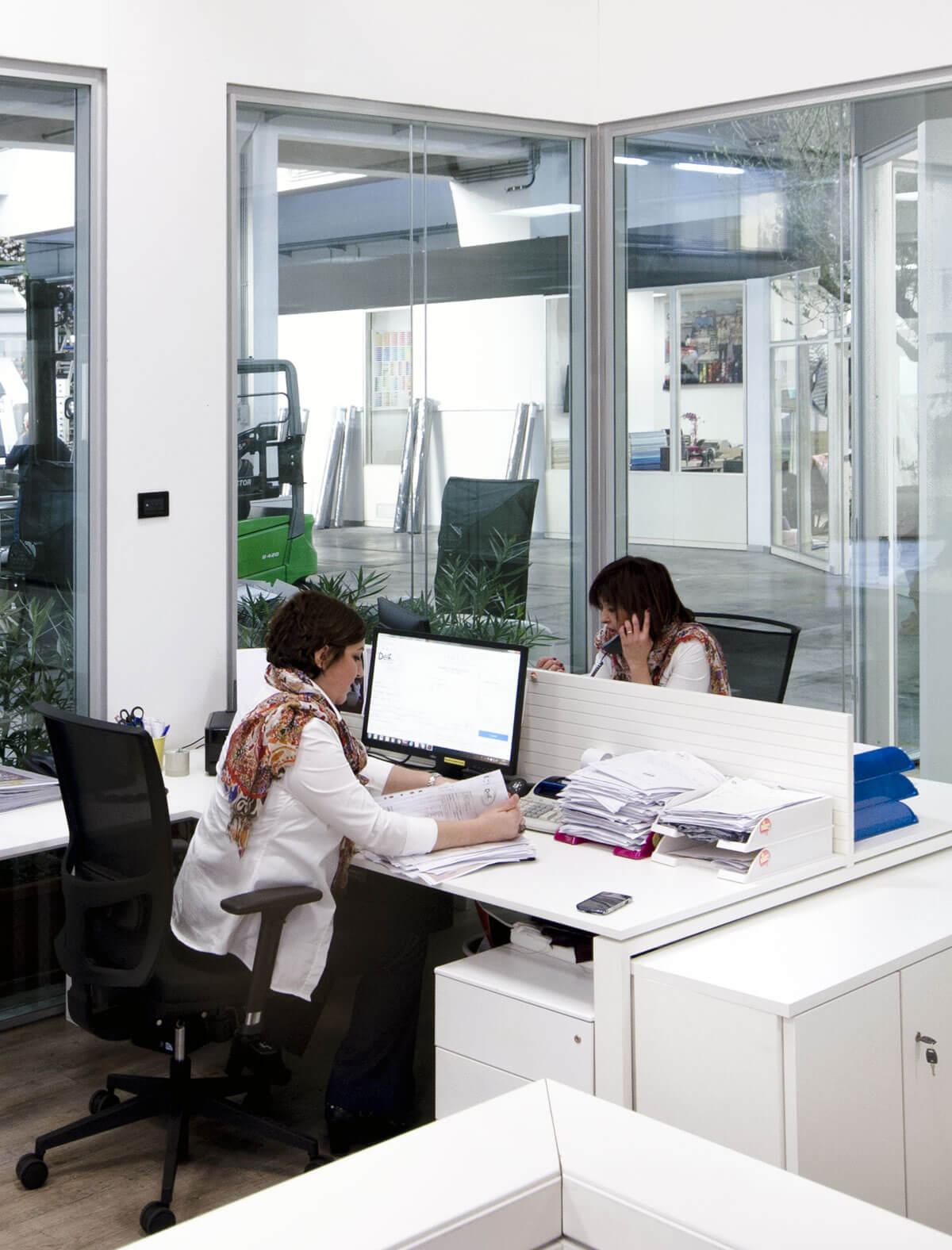 Delfitex - Ufficio Commerciale