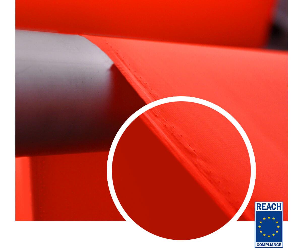 Delfitex - I nostri prodotti rispetto la regolamentazione REACH e sono privi di sostanze nocive per l'uomo